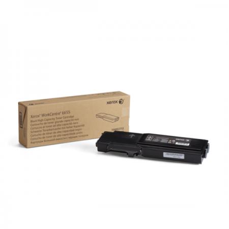 Toner Xerox 106R02755 Black (WC 6655) / Original