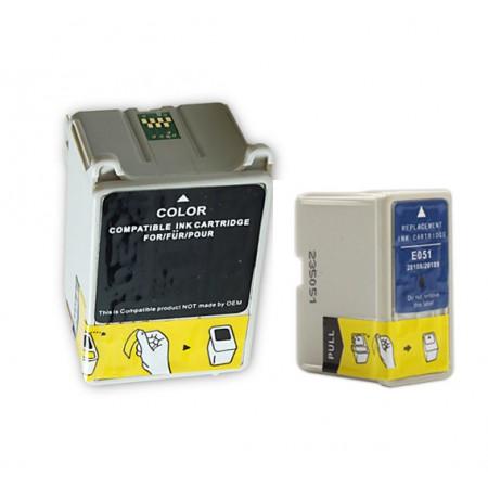 Komplet kartuš Epson T0511 in Epson T0520