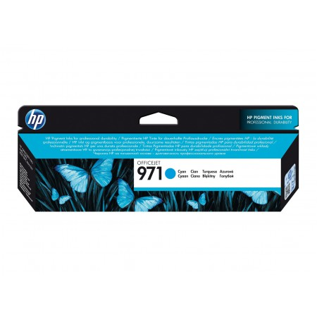 Kartuša HP 971 Cyan / Original