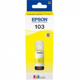 Črnilo Epson 103 / C13T00S44A Yellow / Original