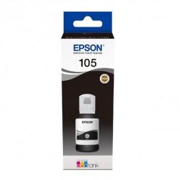 Črnilo Epson 105 Black / Original