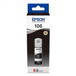 Črnilo Epson 106 Black / Original