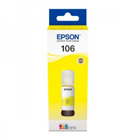 Črnilo Epson 106 Yellow / Original