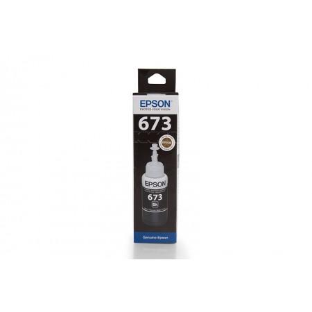 Črnilo Epson T6731 / C13T67314A Black / Original