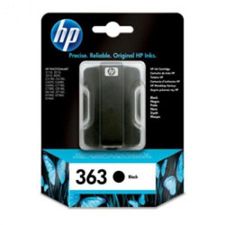 Kartuša HP 363 Black / Original