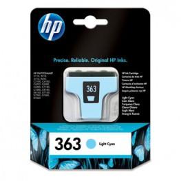 Kartuša HP 363 Light Cyan / Original