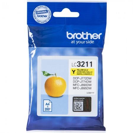 Kartuša Brother LC3211 Yellow / Original