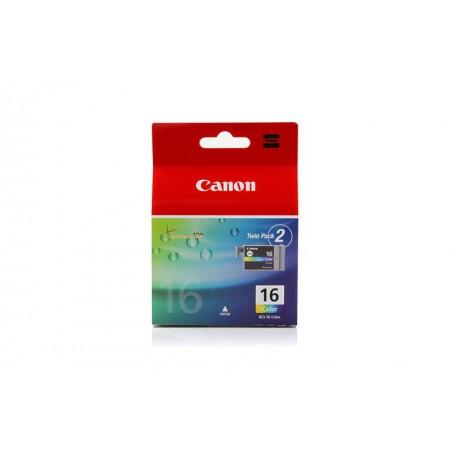 Kartuša Canon BCI-16C Color (Dvojno pakiranje) / Original