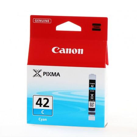 Kartuša Canon CLI-42 Cyan / Original