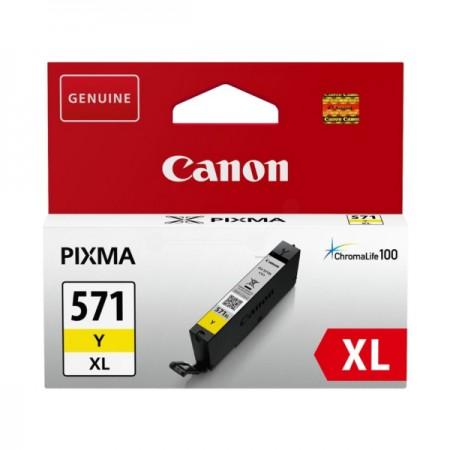 Kartuša Canon CLI-571 XL Yellow / Original