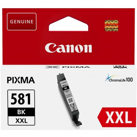 Kartuša Canon CLI-581BK XXL Black / Original