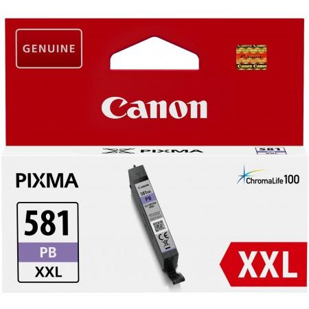 Kartuša Canon CLI-581PB XXL Photo Blue / Original