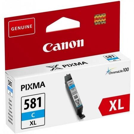 Kartuša Canon CLI-581C XL Cyan / Original