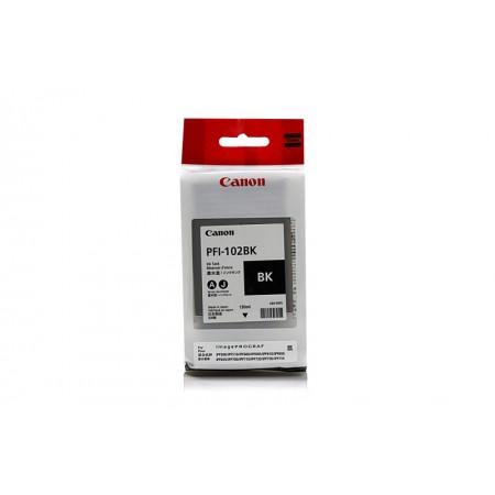 Kartuša Canon PFI-102BK Black / Original