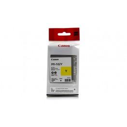 Kartuša Canon PFI-102Y Yellow / Original