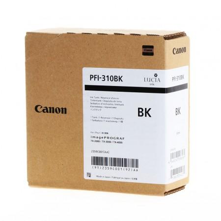 Kartuša Canon PFI-310BK Black / Original