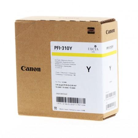 Kartuša Canon PFI-310Y Yellow / Original