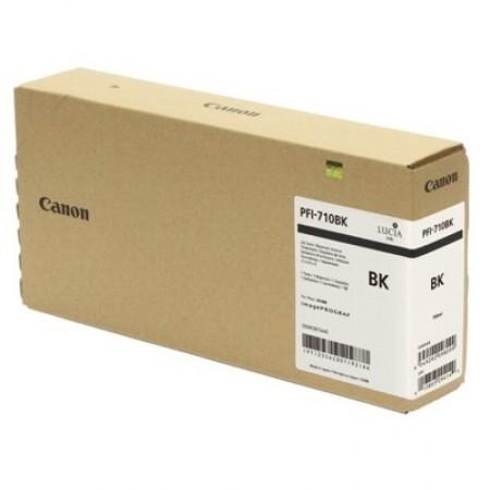 Kartuša Canon PFI-710BK Black / Original