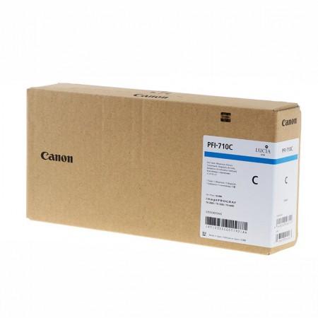 Kartuša Canon PFI-710C Cyan / Original