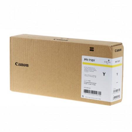 Kartuša Canon PFI-710Y Yellow / Original