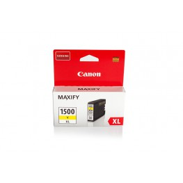 Kartuša Canon PGI-1500 XL Yellow / Original