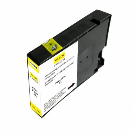 Kartuša Canon PGI-2500 XL Yellow