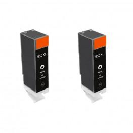 Kartuša Canon PGI-550PGBK XL Black / Dvojno pakiranje