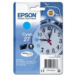 Kartuša Epson 27 Cyan / T2702 / Original