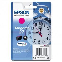 Kartuša Epson 27 Magenta / T2703 / Original
