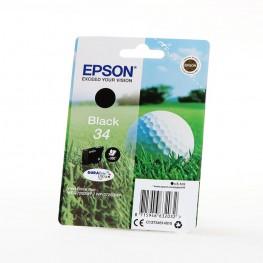 Kartuša Epson 34 Black / Original