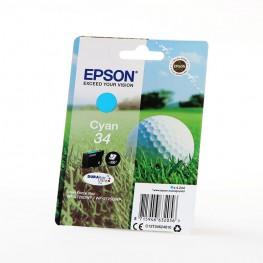 Kartuša Epson 34 Cyan / Original