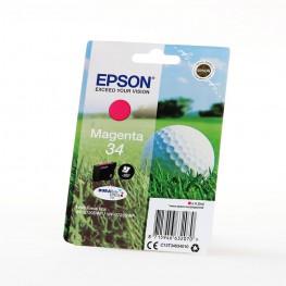 Kartuša Epson 34 Magenta / Original