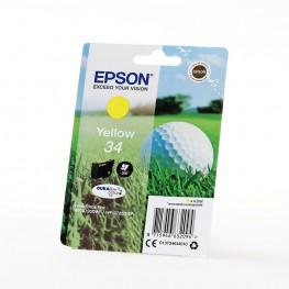 Kartuša Epson 34 Yellow / Original