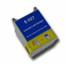 Kartuša Epson T027 Color - 46 ml