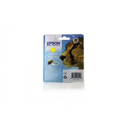 Kartuša Epson T0714 Yellow / Original