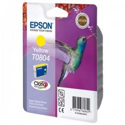 Kartuša Epson T0804 Yellow / Original