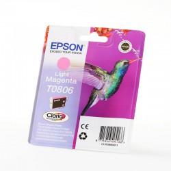 Kartuša Epson T0806 Light Magenta / Original