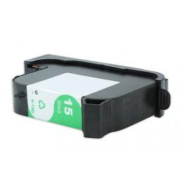 Kartuša HP 15 XL Black
