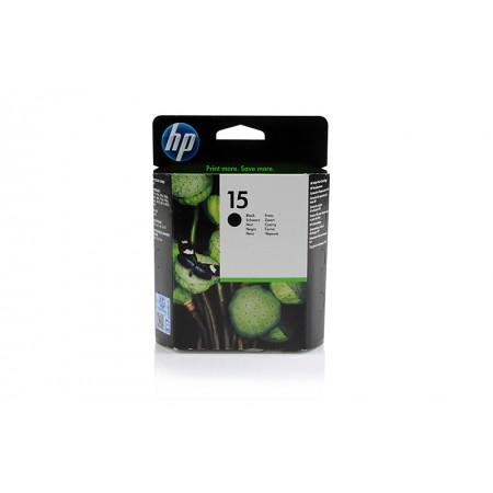 Kartuša HP 15 Black / Original