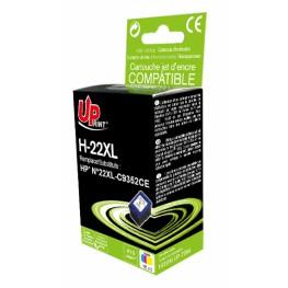 Kartuša HP 22 XL Color