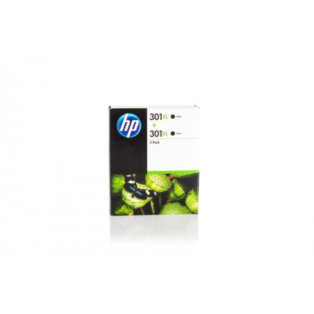 Kartuša HP 301 XL Black / Dvojno pakiranje / Original