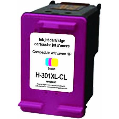 Kartuša HP 301 XL Color