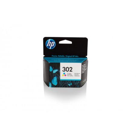 Kartuša HP 302 Color / Original