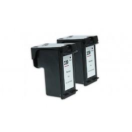 Kartuša HP 339 XL Black / Dvojno pakiranje