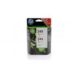 Kartuša HP 344 Color / Original / Dvojno pakiranje