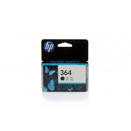 Kartuša HP 364 Black / Original