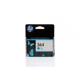 Kartuša HP 364 Cyan / Original