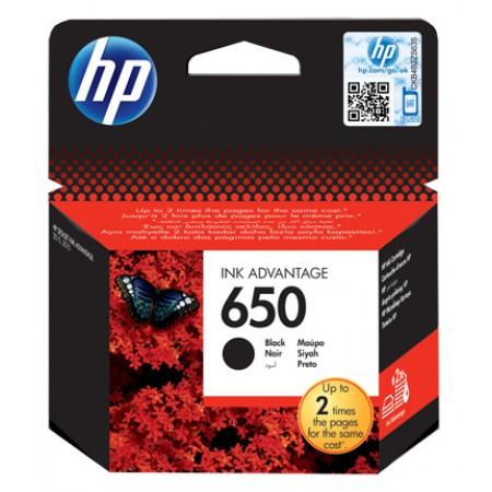 Kartuša HP 650 Black / Original