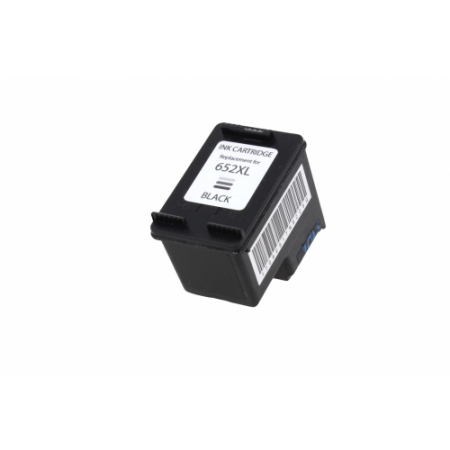 Kartuša HP 652 Black XL