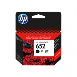 Kartuša HP 652 Black / Original